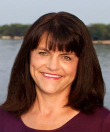 Portrait of Gail Zieman Ph. D.