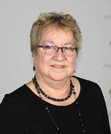 Portrait of Carol Stein