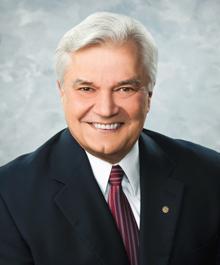Portrait of Gary Jasiek