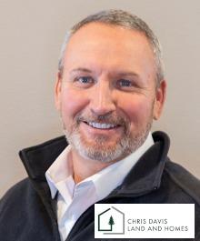 Portrait of Chris Davis- Wildland Properties