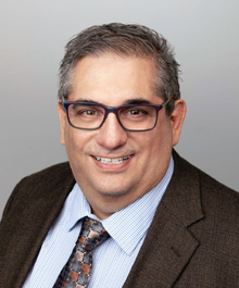 Portrait of Steve Demakopoulos