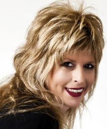 Portrait of Suzi Wenzel