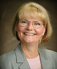 Portrait of Judy Strom