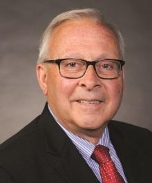 Portrait of Chuck Cook