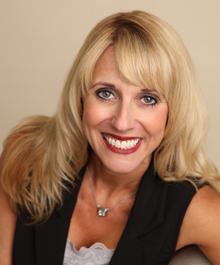 Portrait of Pam Storlie