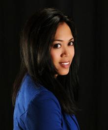Portrait of Carmen Wilson