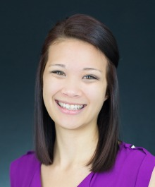 Portrait of Hannah Shin