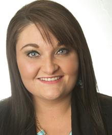 Portrait of Nicole Stevens