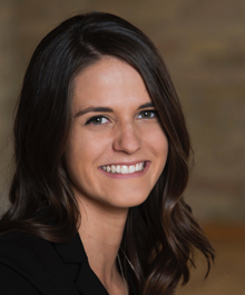 Portrait of Stephanie Sandall