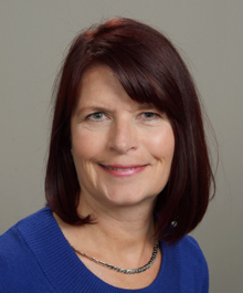 Portrait of Kathleen McMahon