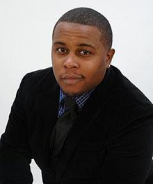 Portrait of Ishiah Stokes
