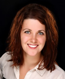 Portrait of Kaylee Harreld