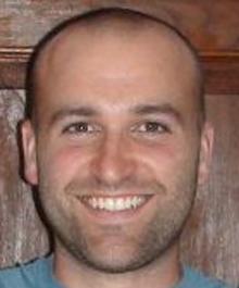 Portrait of Joe Haider