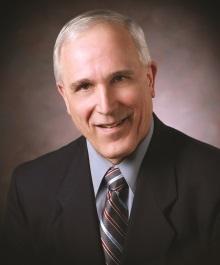 Portrait of Mark Sherman