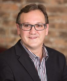 Portrait of Joel Inden