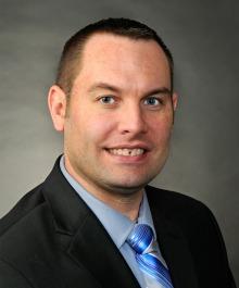Portrait of Chris Bartine