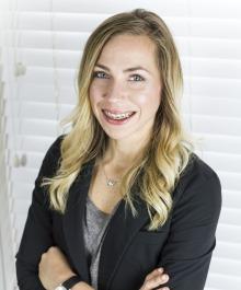 Portrait of Brittney Lobner