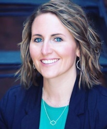 Portrait of Melissa Dix