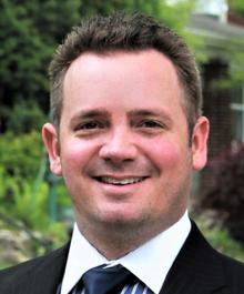 Portrait of Kevin Macdonald