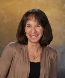 Portrait of Dawn Sarandos