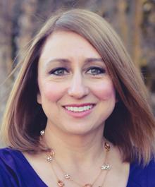 Portrait of Joanne Reinhardt