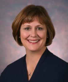 Portrait of Karen Gray
