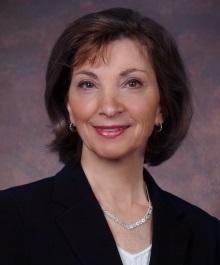 Portrait of Gladys Simon
