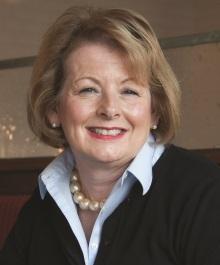 Portrait of Nancy Lynch
