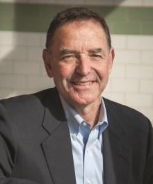 Portrait of Dennis Lynch