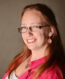 Portrait of Ashley Suiter