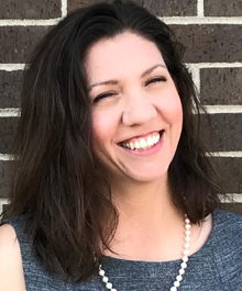 Portrait of Heather LaBonte