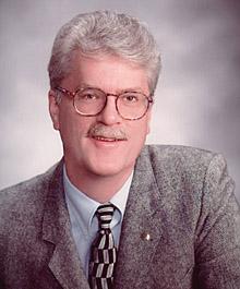 Portrait of John Weber