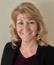 Portrait of Kathy Oliver
