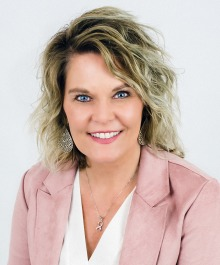 Portrait of Jody Lindvig