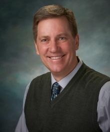 Portrait of Jim Schrader