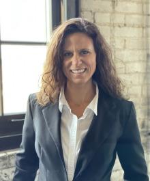 Portrait of Michelle Wolff