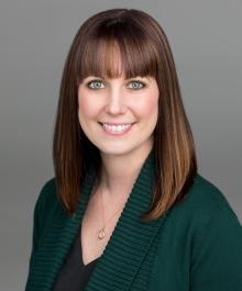 Portrait of Stephanie Morgan