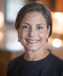 Portrait of Yvonne Gern