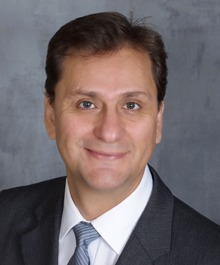 Portrait of Sergio Herrera