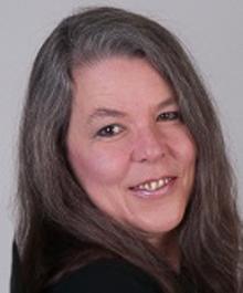 Portrait of Jeanne Throgmorton