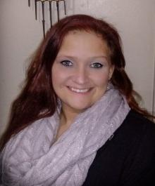 Portrait of Gwen Turrittin