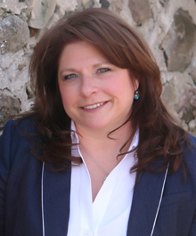 Portrait of Tina Stapelfeldt