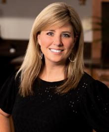 Portrait of Christy Wasieleski