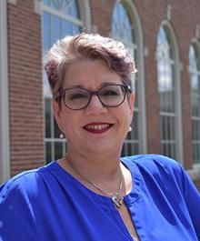 Portrait of Karen Haglund