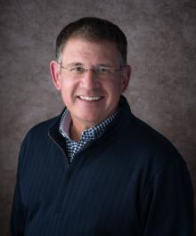 Portrait of Wayne Meier