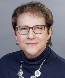 Portrait of Vicki Marciniak