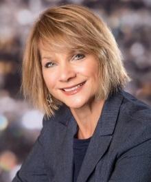 Portrait of Kathy Butler