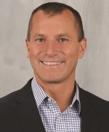 Portrait of Brad Kligora