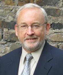 Portrait of Brian Hampton