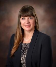 Portrait of Kristine Rowe
